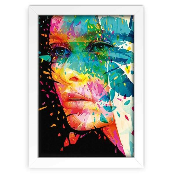 Quadro Decorativo Pop Art 03