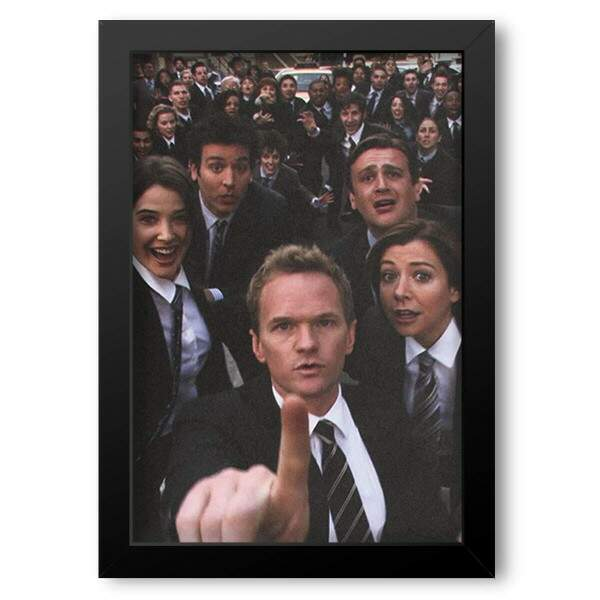 Quadro Decorativo How I Met Your Mother Barney