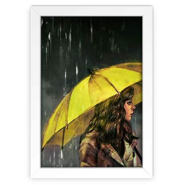 Quadro Decorativo How I Met Your Mother Tracy Mosby 2