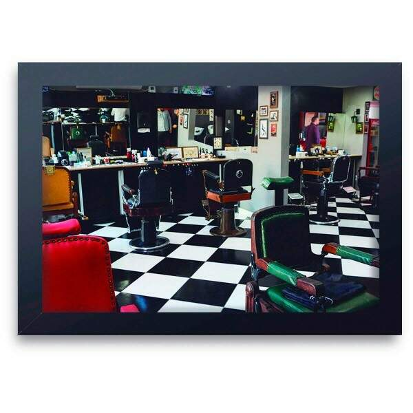 Quadro Decorativo Barbearia 05