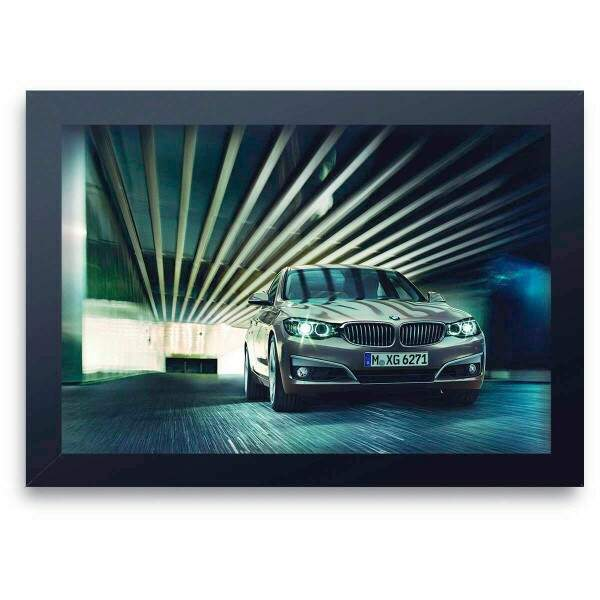 Quadro Decorativo BMW Gran Turismo 3