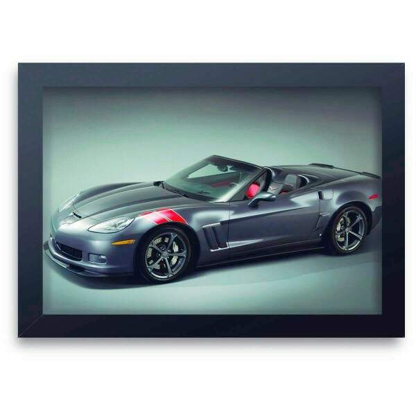 Quadro Decorativo Corvette 4