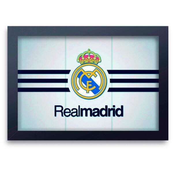 Quadro Decorativo Real Madrid 01