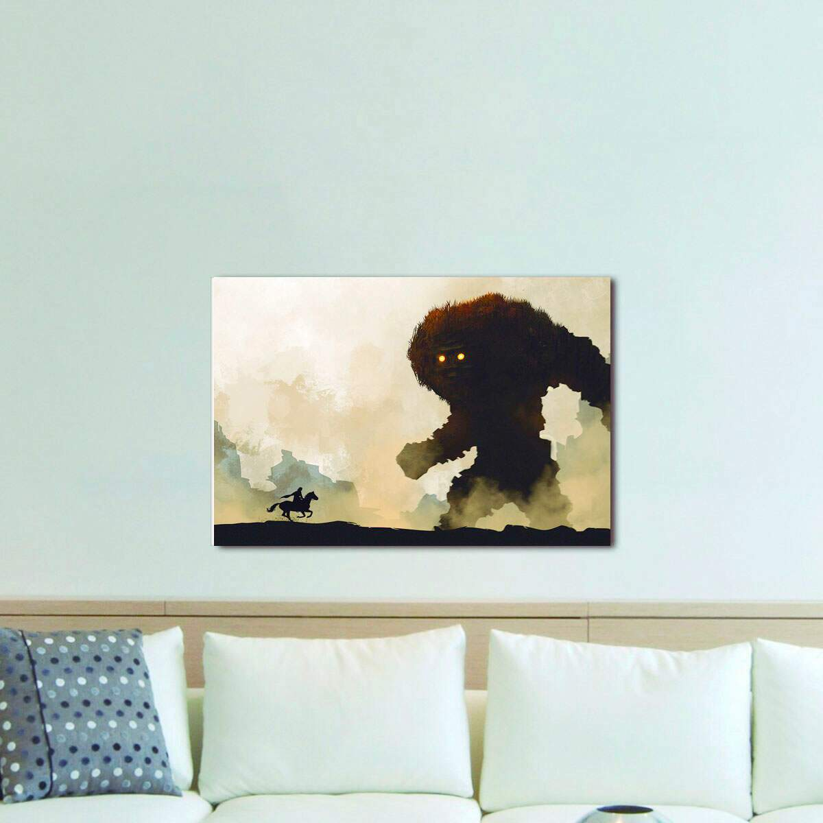 Quadro Decorativo Shadow of The Colossus 04