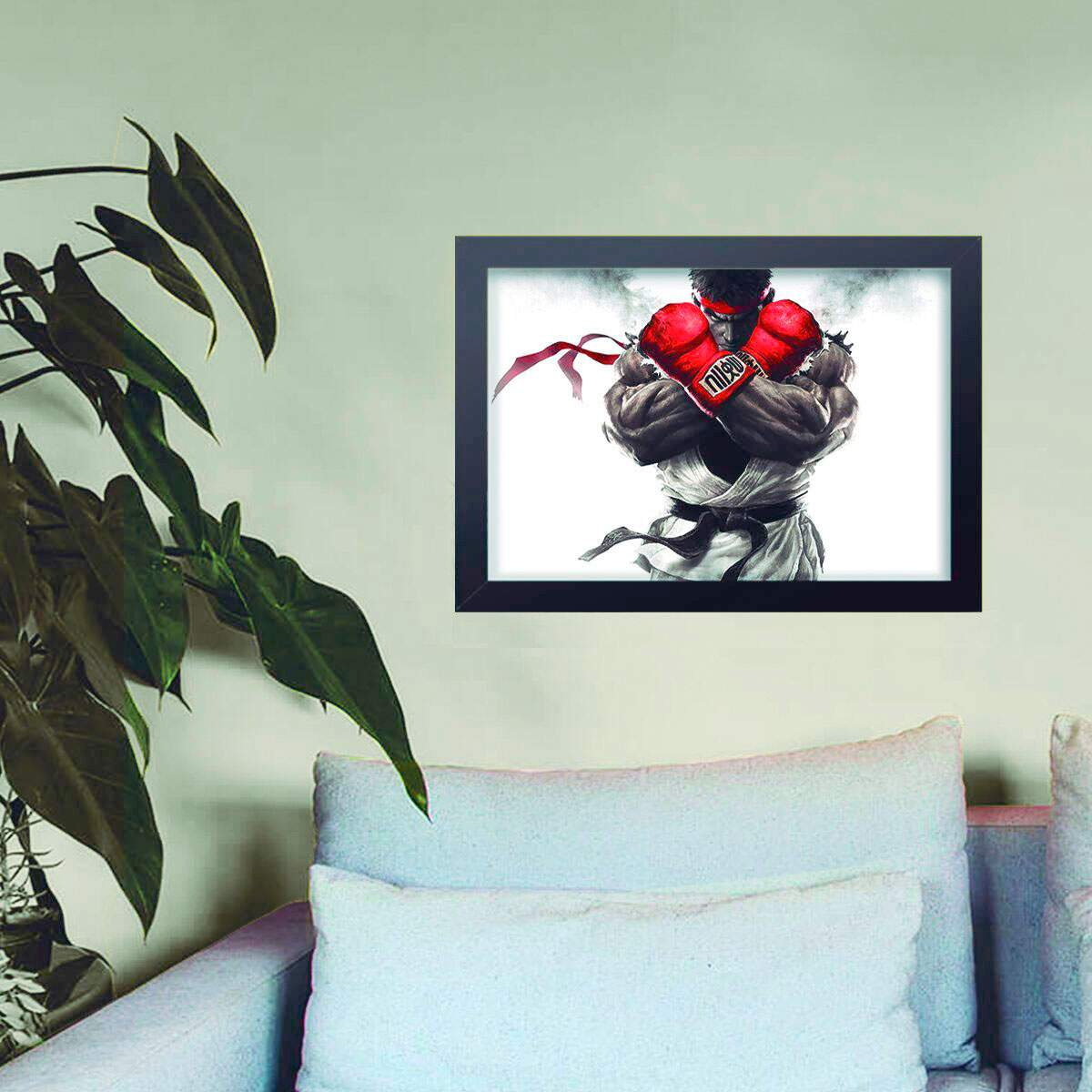 Quadro Decorativo Street Fighter 05