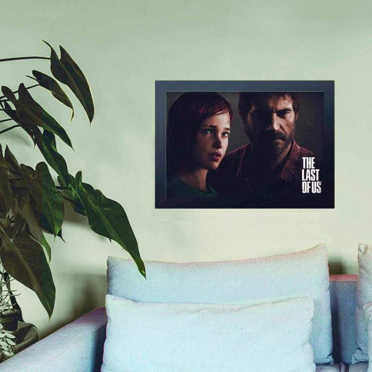 Quadro Decorativo The Last of Us 08