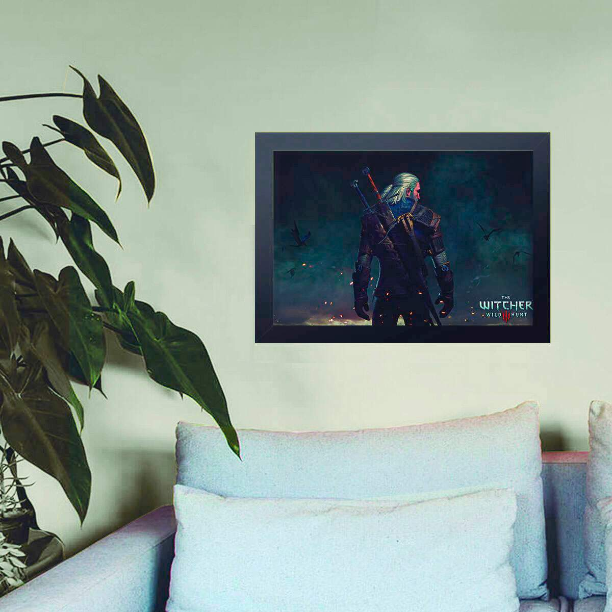 Quadro Decorativo The Witcher 06