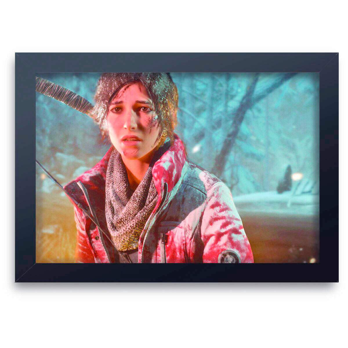 Quadro Decorativo Tomb Raider 06
