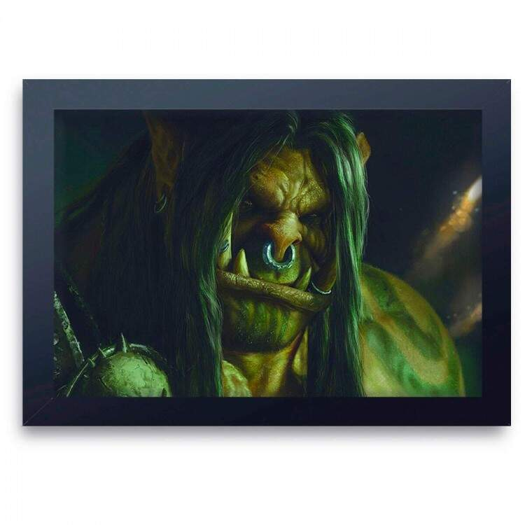 Quadro Decorativo World of Warcraft 08