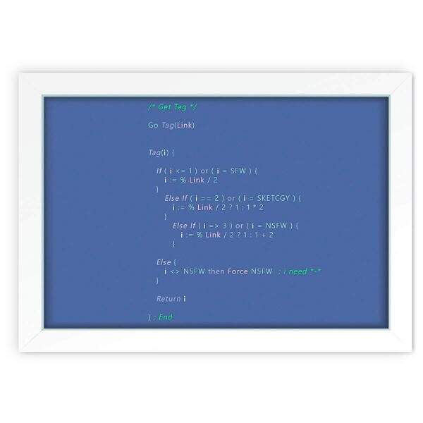 Quadro Decorativo Geek 02