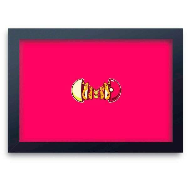 Quadro Decorativo Geek 09