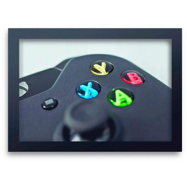 Quadro Decorativo X-Box 01