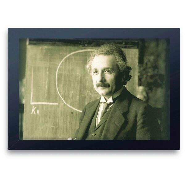 Quadro Decorativo Albert Einstein 05
