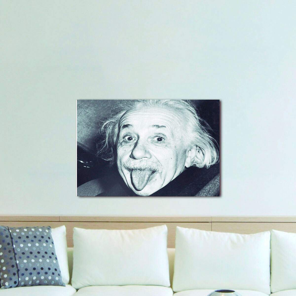 Quadro Decorativo Albert Einstein 07