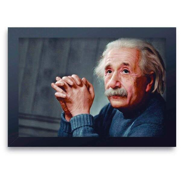 Quadro Decorativo Albert Einstein 09