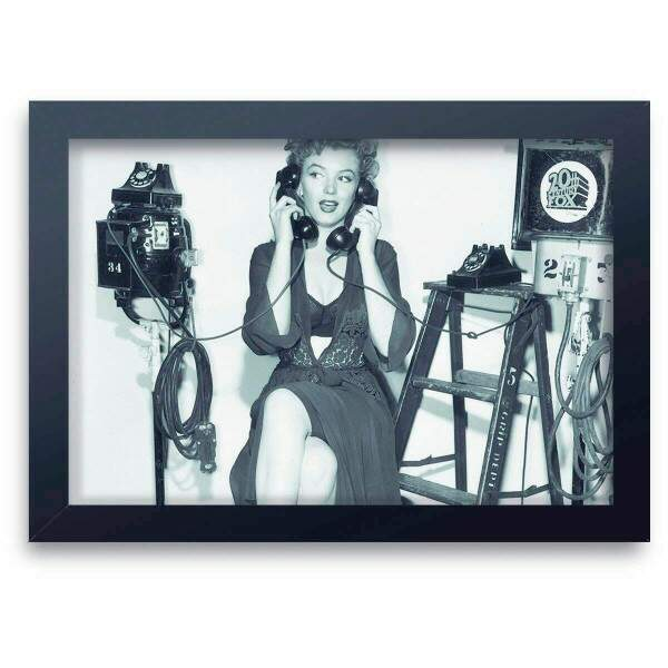 Quadro Decorativo Marylin Monroe 01