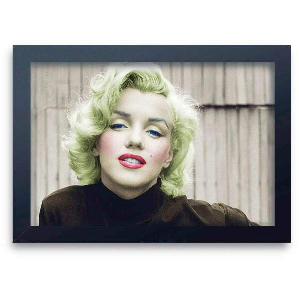 Quadro Decorativo Marylin Monroe 02