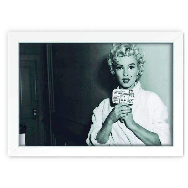 Quadro Decorativo Marylin Monroe 04