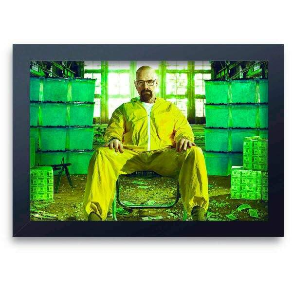 Quadro Decorativo Breaking Bad 16