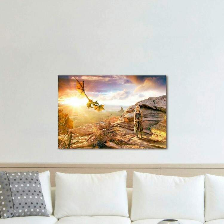 Quadro Decorativo Games of Thrones 02