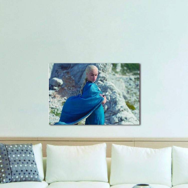 Quadro Decorativo Games of Thrones 05
