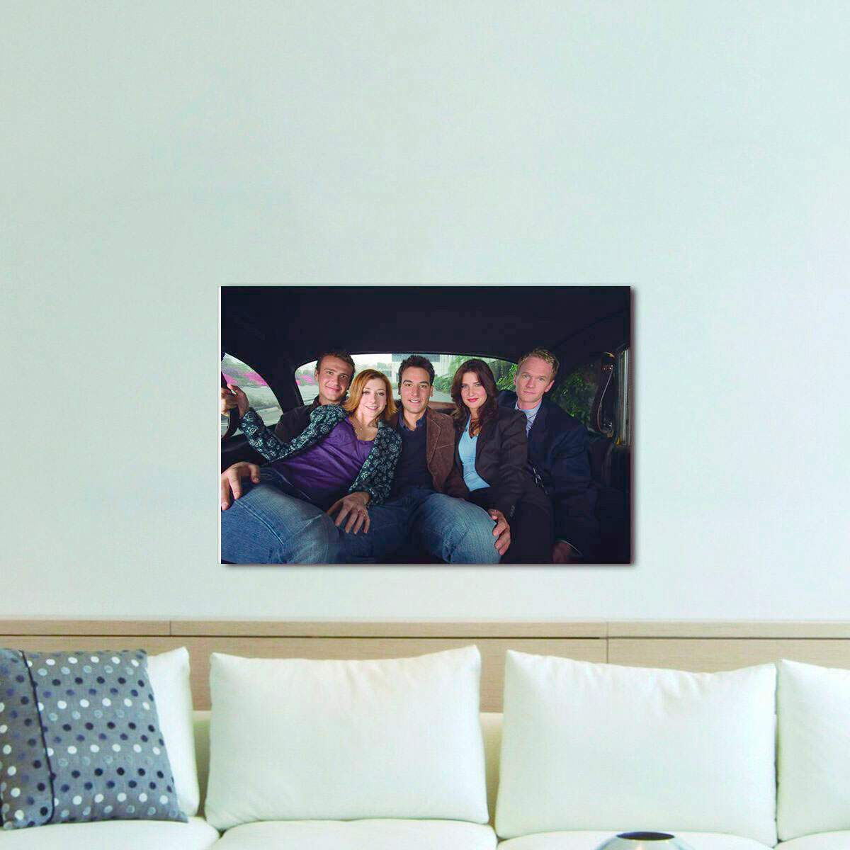 Quadro Decorativo How I Met Your Mother 10