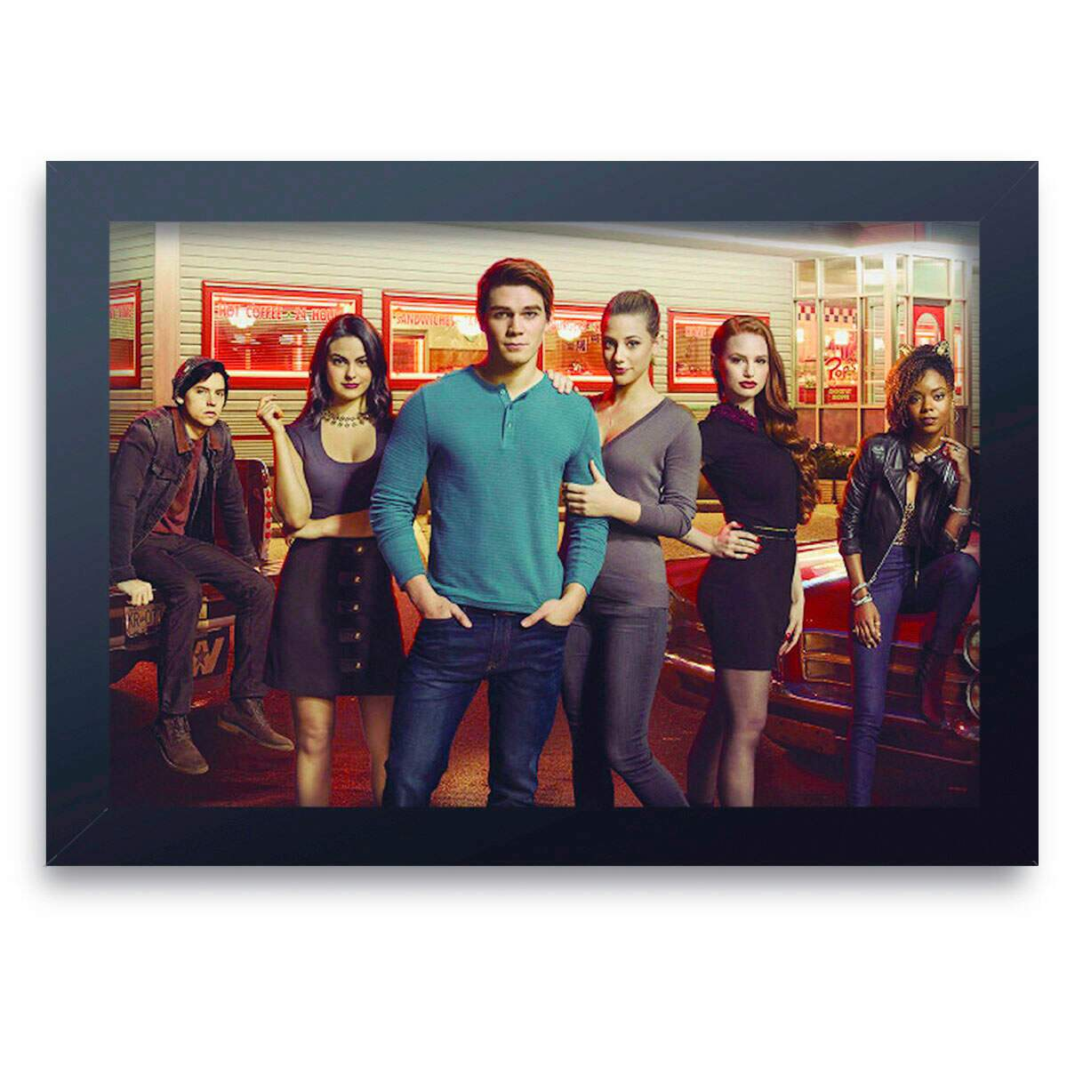Quadro Decorativo Séries Riverdale 03