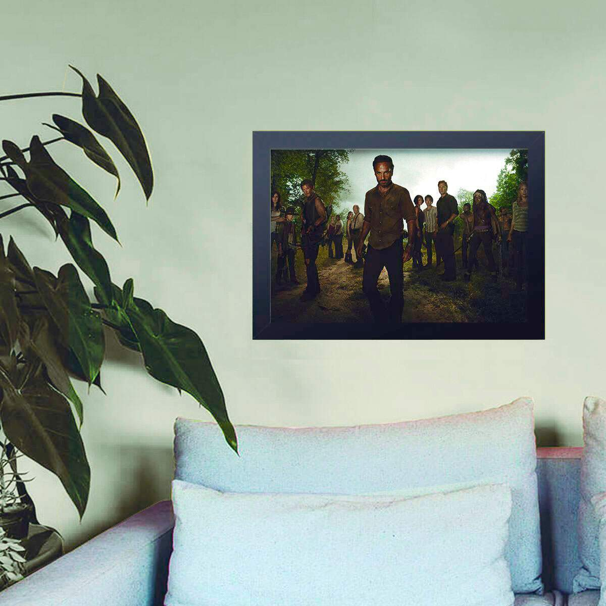 Quadro Decorativo The Walking Dead 14
