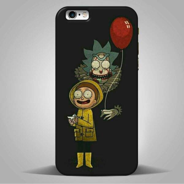 Capa para Celular Rick And Morty 9 - It