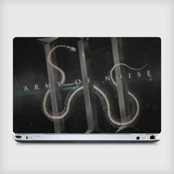Adesivo para Notebook Bandas Bullet For My Vallentine 05