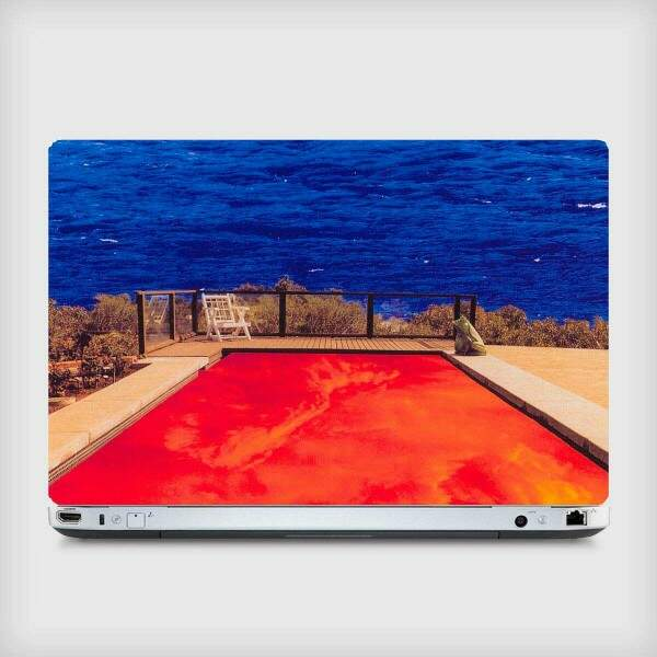 Adesivo para Notebook Bandas Red Hot Chilli Peppers 01