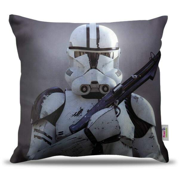 Almofada Decorativa Star Wars Stormtrooper 02