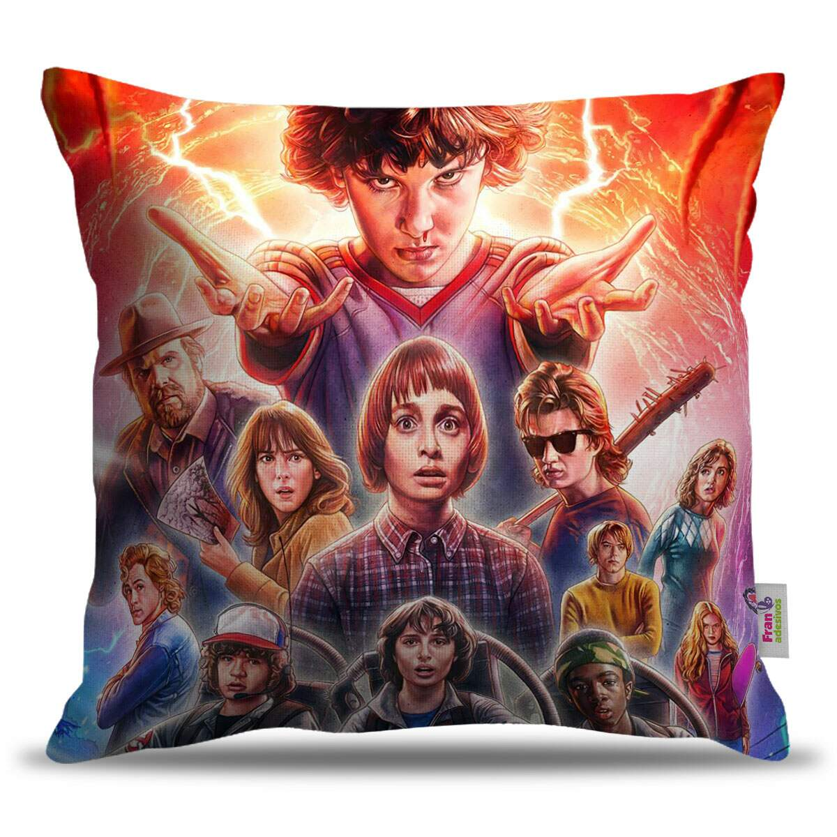 Almofada Decorativa Stranger Things