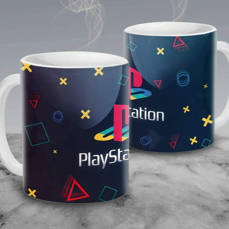 Caneca PlayStation 01