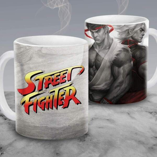 Caneca Street Fighter 02