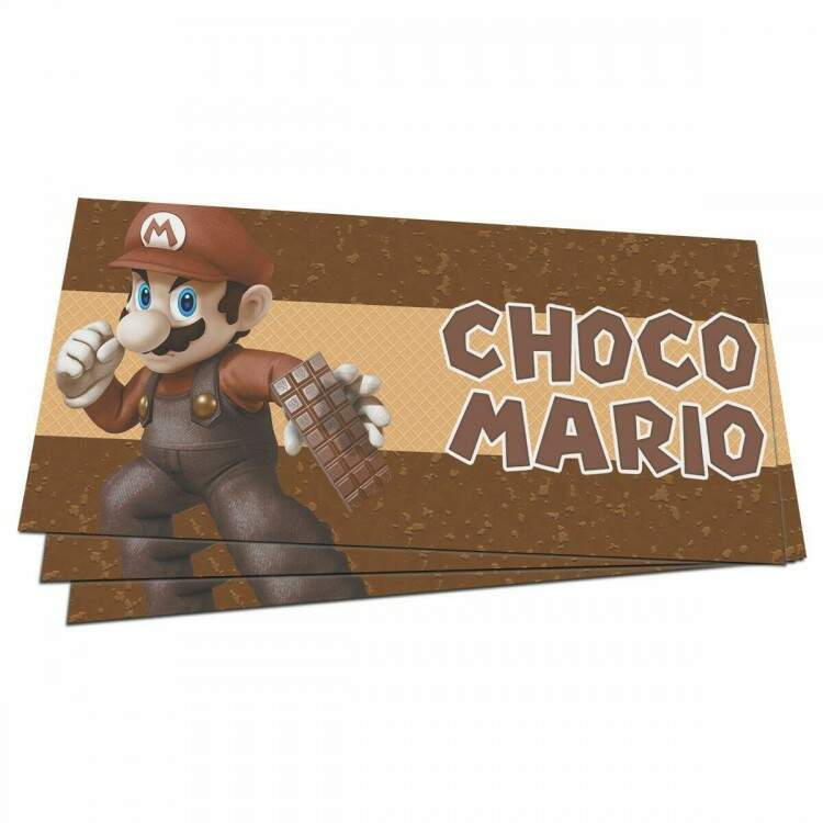 Caneca Super Mario Chocolate 06