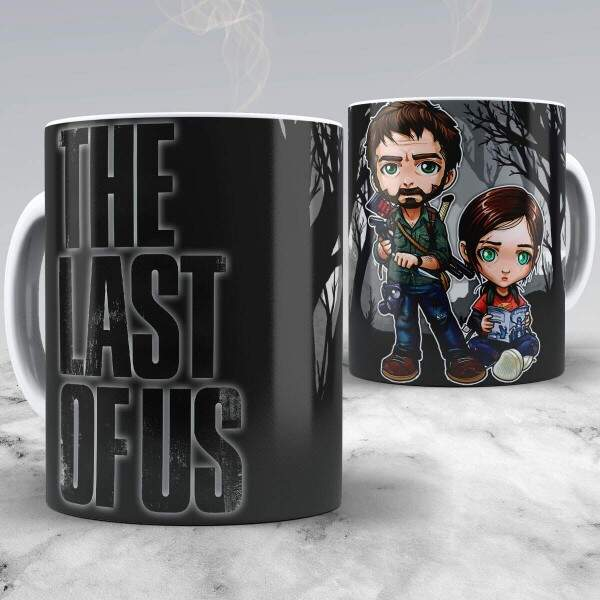 Caneca The Last Of Us