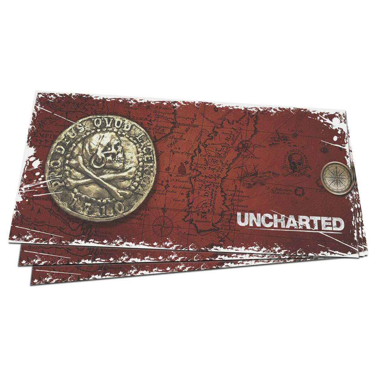 Caneca Uncharted