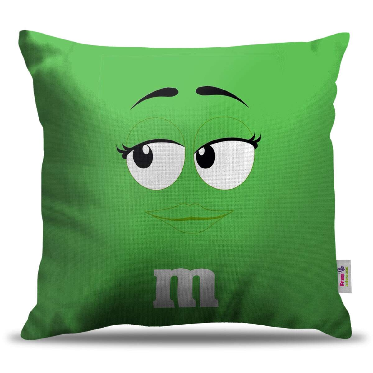 Almofada Decorativa M&M Verde 04