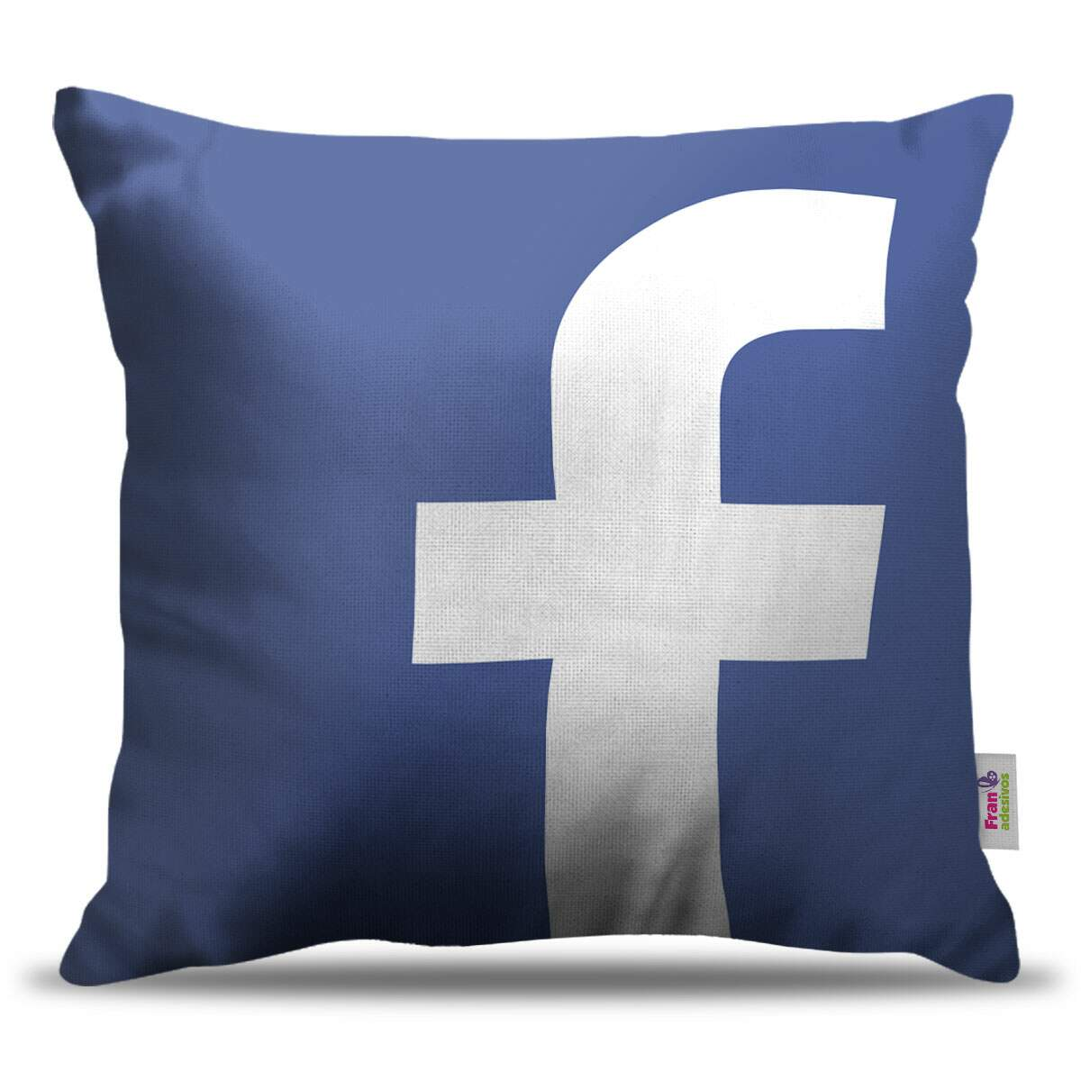 Almofada Decorativa Logo Facebook