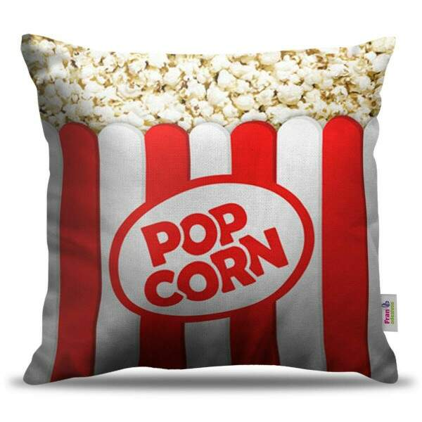 Almofada Decorativa Pop Corn