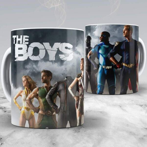 Caneca The Boys