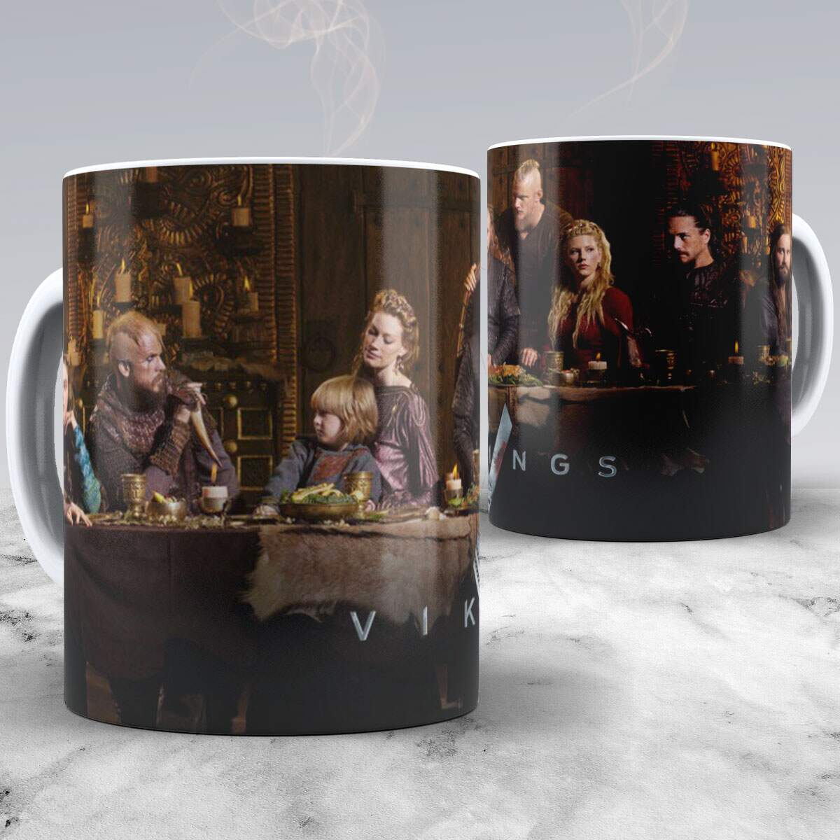 Caneca The Vikings