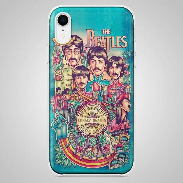 Capa para Celular The Beatles