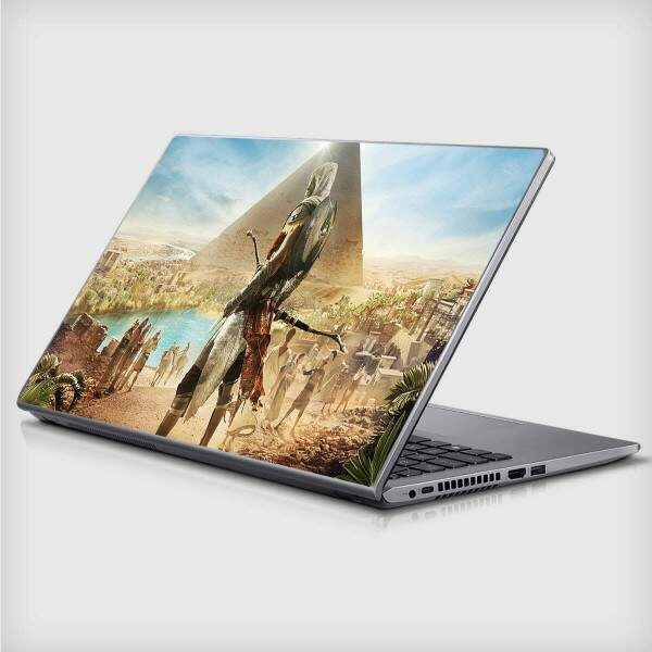 Adesivo Para Notebook Assassins Creed 03