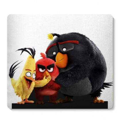 Mouse Pad Angry Birds