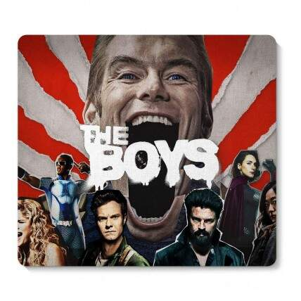 Mouse Pad The Boys