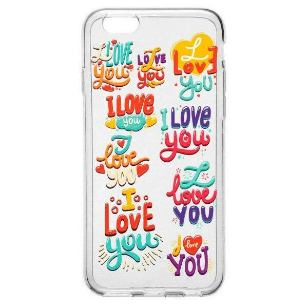 Capa para Celular Love You