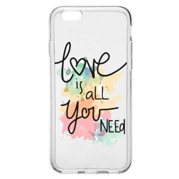 Capa para Celular Love Is All You Need