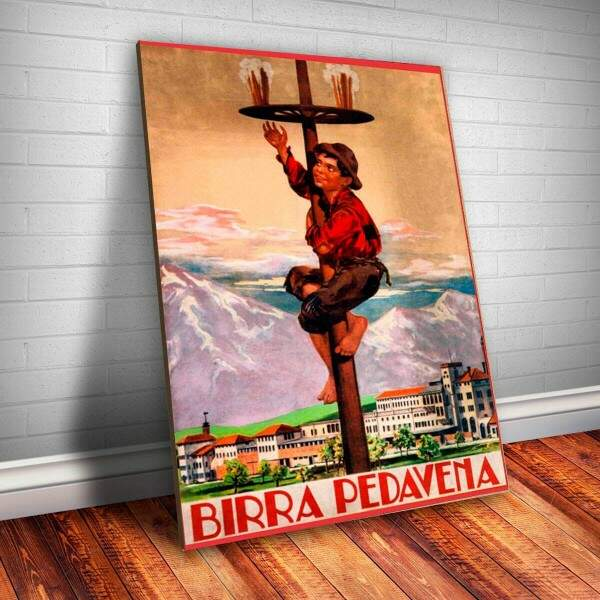 Placa Decorativa Bebidas 26